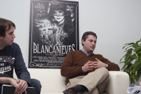 Entrevista a Gonzalo Salazar-Simpson, director de la ECAM (ParteI)