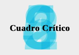 Cuadro Crítico Agosto2013