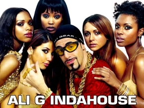 """Ali G"" in dahouse, 2002, dirigida por Mark Mylod"