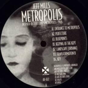 El Metrópolis de JeffMills