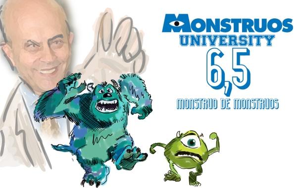 Monstruos SA WERT