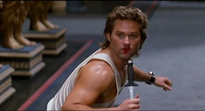 """Big Trouble in little China"", de John Carpenter (1986)"