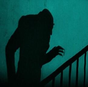 """""""Nosferatu, eine Symphonie des Grauens"""", de Friedrich WilhelmMurnau"""