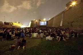 ¿Todavía no has ido a la muestra de cine al aire libre deMontjuïc?